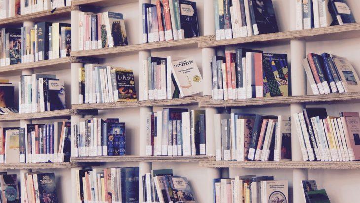 たくさんの本で勉強