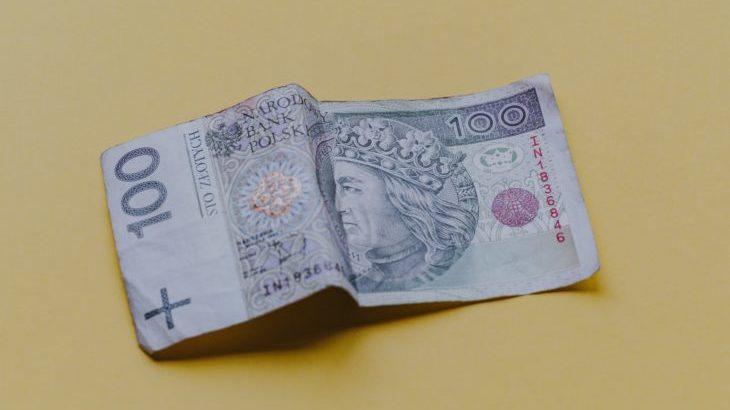 外国のお金の画像